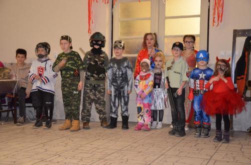 Detský karneval 2018