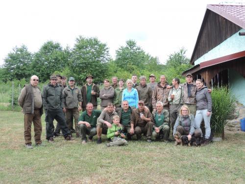 Deň s poľovníkmi 2017