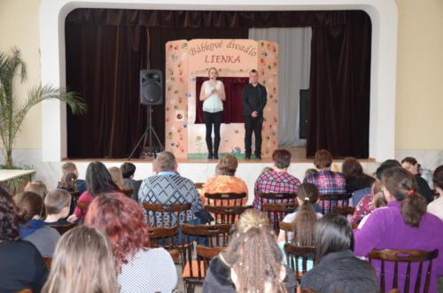 Bábkové divadlo Lienka 2018