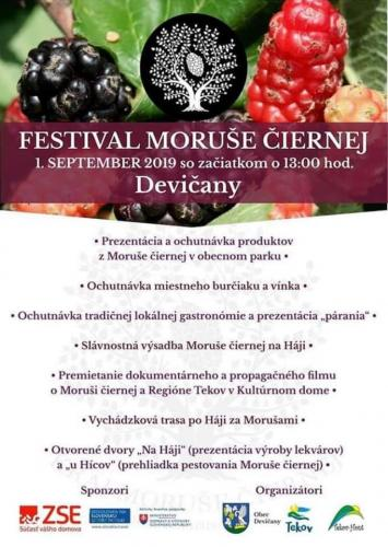 Festival Moruše čiernej