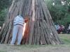 Zapálenie vatry